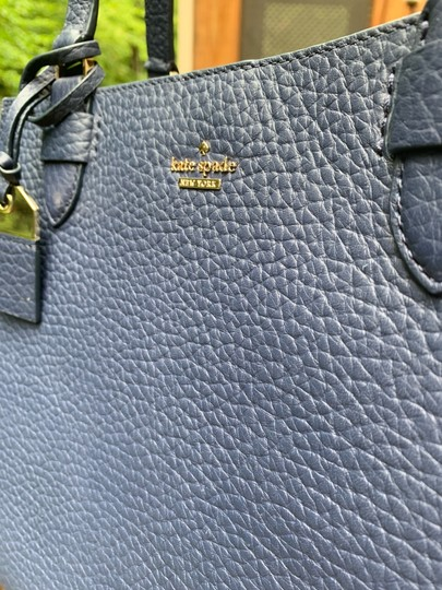 Kate Spade Tote in Navy blue/Icy blue sky Image 3