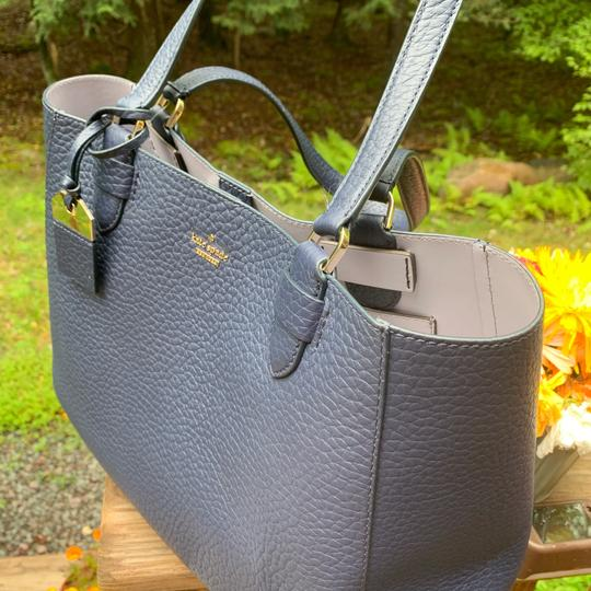 Kate Spade Tote in Navy blue/Icy blue sky Image 6