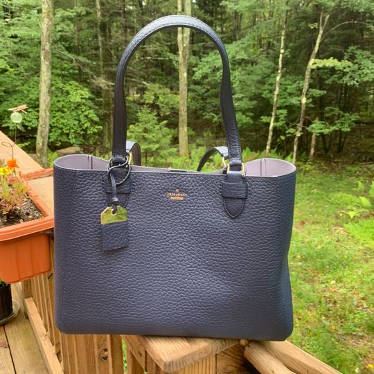 Kate Spade Tote in Navy blue/Icy blue sky Image 7