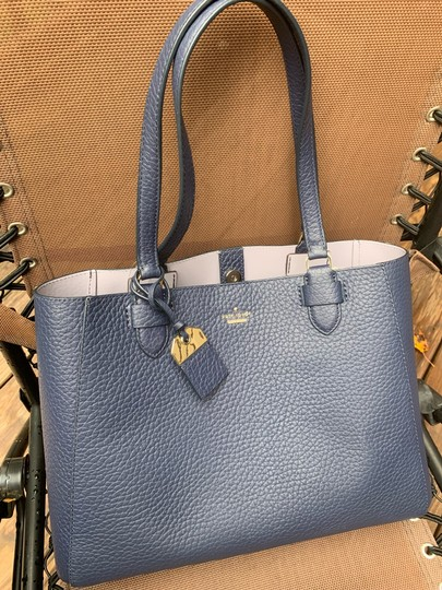 Kate Spade Tote in Navy blue/Icy blue sky Image 8