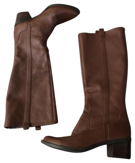 Preload https://img-static.tradesy.com/item/26031153/calvin-klein-brown-walnut-haydee-leather-riding-bootsbooties-size-us-10-regular-m-b-0-2-540-540.jpg