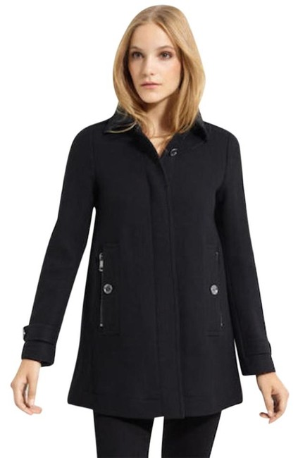 Burberry Wool New Trench Coat Image 0