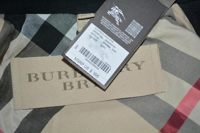 Burberry Wool New Trench Coat Image 10