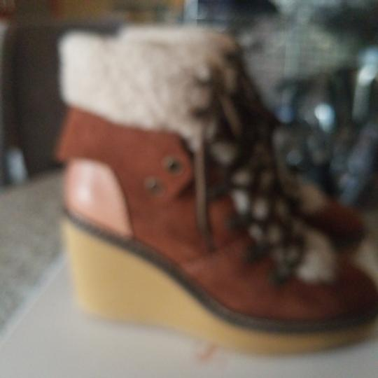 See by Chloé Brown Boots Image 1