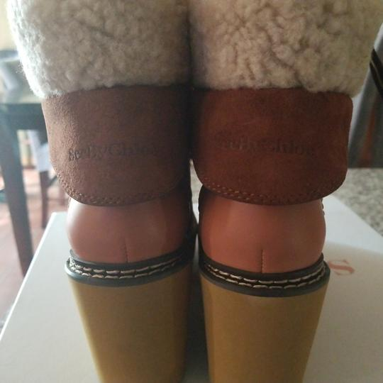 See by Chloé Brown Boots Image 3