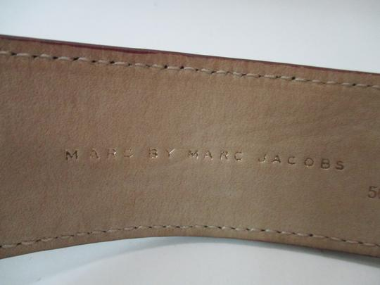 Marc by Marc Jacobs Pebbled Textured Embossed Image 5