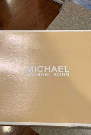 MICHAEL Michael Kors black and brown Boots Image 10