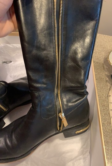 MICHAEL Michael Kors black and brown Boots Image 7