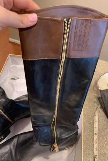 MICHAEL Michael Kors black and brown Boots Image 8