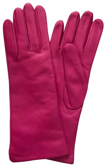 Preload https://img-static.tradesy.com/item/26031179/portolano-candy-pink-mid-length-leather-and-cashmere-gloves-size-7-0-2-540-540.jpg