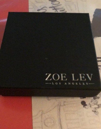Zoe Lev 14k Large Box Cable Link Image 6