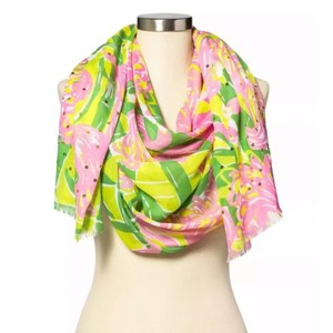 Lilly Pulitzer Fan Dance Sequined Scarf