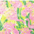 Lilly Pulitzer Fan Dance Sequined Scarf Image 2