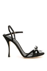 Dolce&Gabbana Cr0717 Az477 80999 Black Sandals