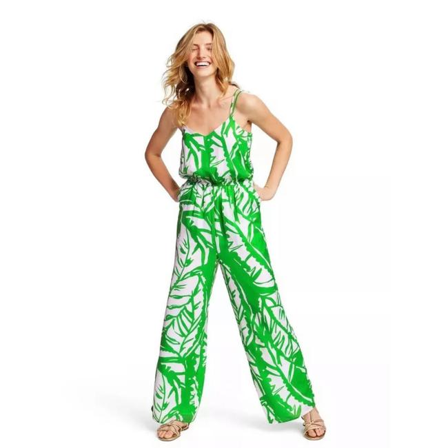 Preload https://img-static.tradesy.com/item/26031289/lilly-pulitzer-for-target-green-boom-boom-sleeveless-romperjumpsuit-0-0-650-650.jpg