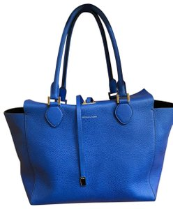 Michael Kors Collection #mirandatote Tote in Royal Blue.
