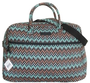 Vera Bradley Carry On Sierra Stream Travel Bag