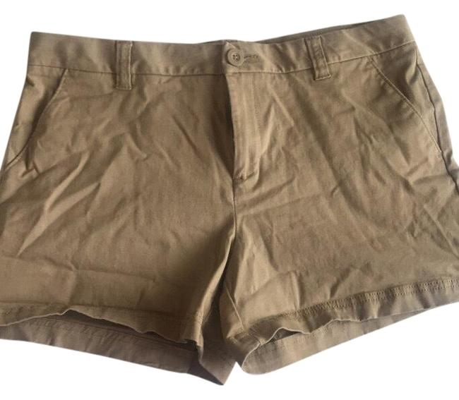 BCG Mini/Short Shorts Tan Image 0