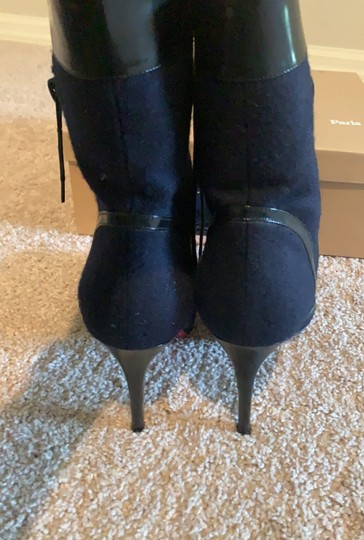 Christian Louboutin Blue Boots Image 2