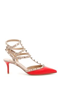 Valentino Sw2s0375vod 95b Garavani Multicolored Sandals