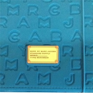 Marc Jacobs New Marc Jacobs Blue iPad Cover Case 7.5x9.5 mj new without tag