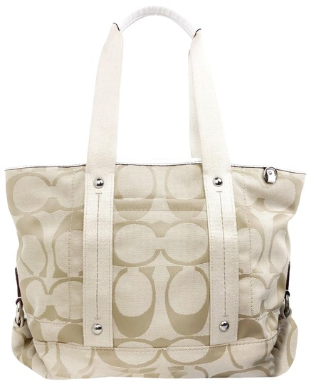 Coach Tote in Tan Image 0