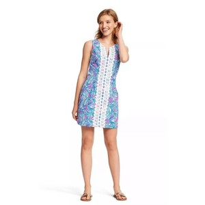 Lilly Pulitzer for Target short dress blue on Tradesy