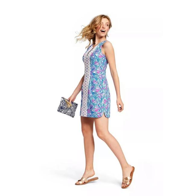 Lilly Pulitzer for Target short dress blue on Tradesy Image 1