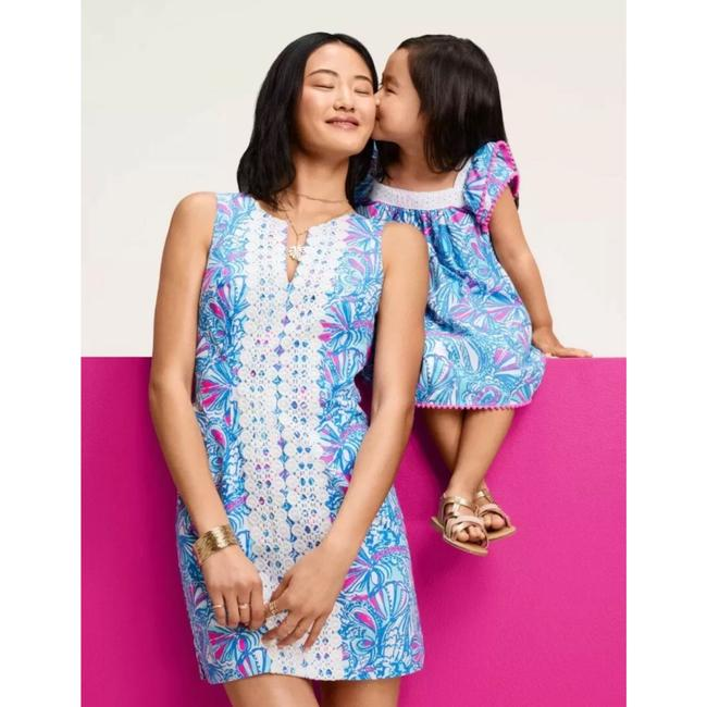 Lilly Pulitzer for Target short dress blue on Tradesy Image 5