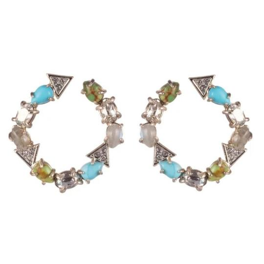 Preload https://item5.tradesy.com/images/alexis-bittar-coiled-post-multi-stone-earrings-26031479-0-2.jpg?width=440&height=440