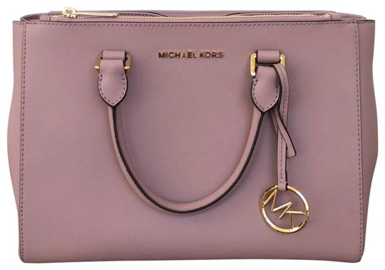 Preload https://img-static.tradesy.com/item/26031575/michael-michael-kors-kellen-medium-pale-pink-nude-saffiano-leather-satchel-0-4-540-540.jpg