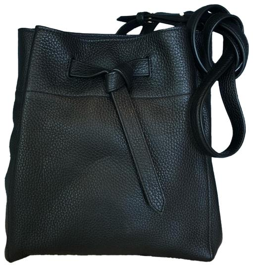 Preload https://img-static.tradesy.com/item/26031608/annabel-ingall-bucket-georgia-black-leather-cross-body-bag-0-2-540-540.jpg