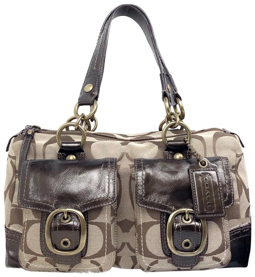 Coach Satchel in Brown Image 0