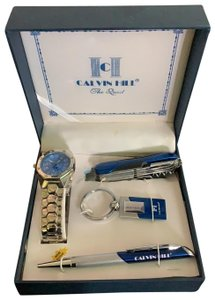 Calvin Hill 4 Piece Watch Set Calvin Hill The Quest