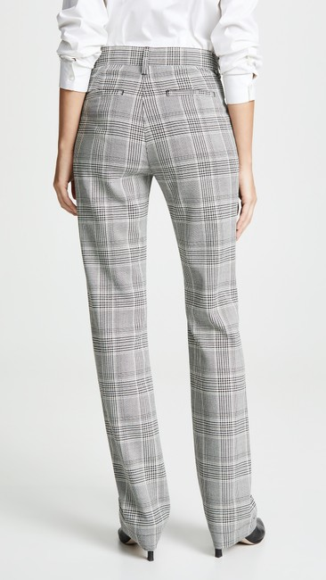 RtA Plaid Belted Trouser Pants Image 5