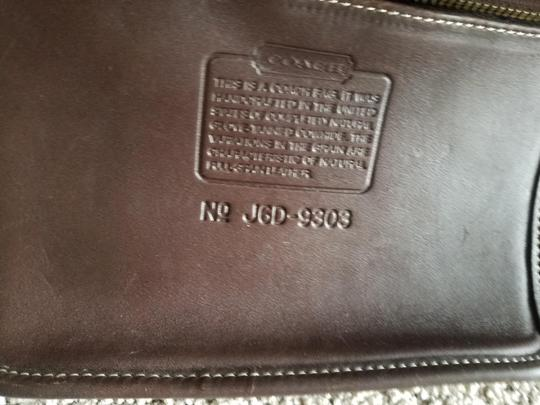 Coach Tote in Brown Image 4