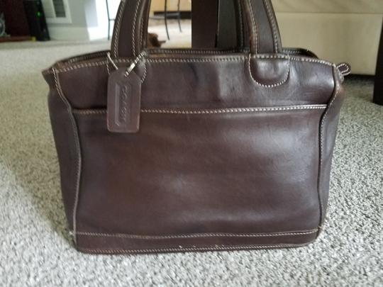 Coach Tote in Brown Image 5