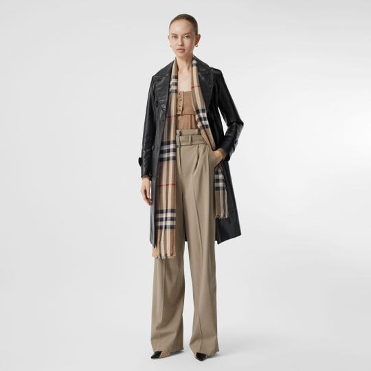 Burberry Giant Check Gauze Scarf Image 3