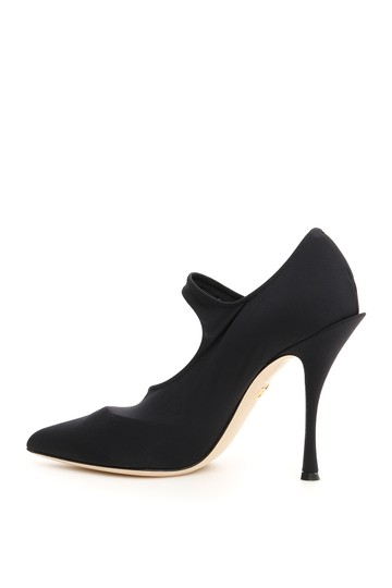Dolce&Gabbana Cd1216 Az161 80999 Black Pumps Image 2