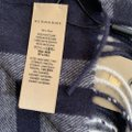 Burberry The Classic Vintage Check Cashmere Scarf Image 10