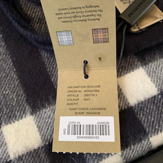 Burberry The Classic Vintage Check Cashmere Scarf Image 7