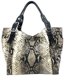 MZ Wallace Tote in Black/Green
