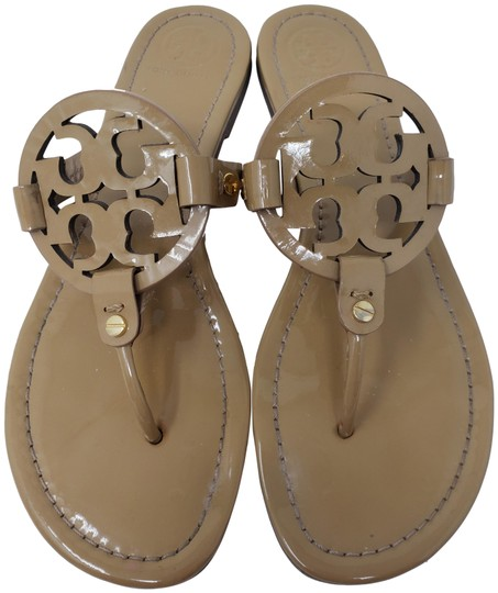 Preload https://img-static.tradesy.com/item/26031939/tory-burch-brown-patent-leather-miller-leather-sandals-size-us-11-regular-m-b-0-3-540-540.jpg