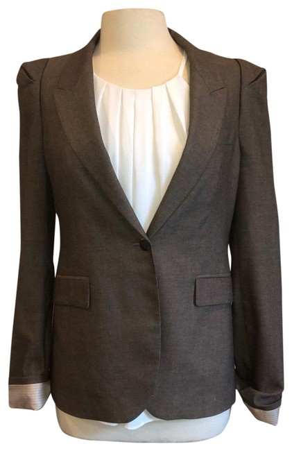 Item - Brown Blazer Size 8 (M)