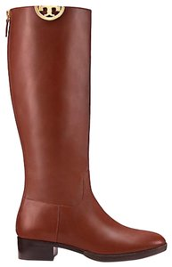 Tory Burch camel brown Boots