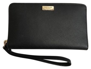 Kate Spade Kate Spade Saffiano Leather Zip Around Wallet