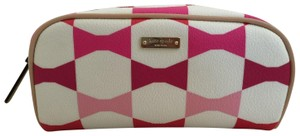 Kate Spade Kate Spade Cosmetic Bag New York Japan Exclusive Made Up Pink Bow