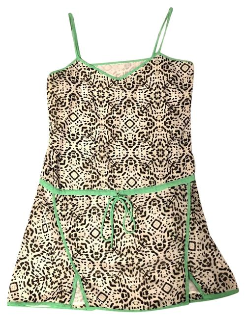 Sofia Ikat Printed Short Casual Dress Size 4 (S) Sofia Ikat Printed Short Casual Dress Size 4 (S) Image 1
