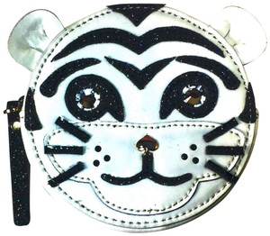 Kate Spade Taft Street Tiger Coin Purse Wallet Limited 100% Authentic