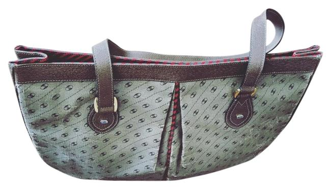Item - Accessory Vintage Multicolor Leather Tote